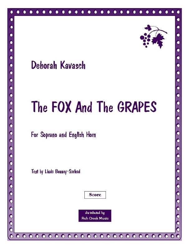 Kavasch Fox cover with LBS