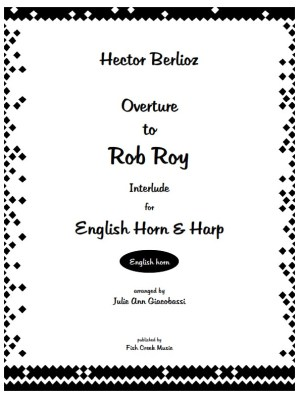 berlioz rob roy cover