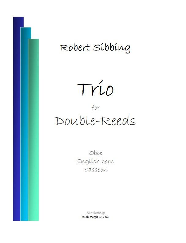 sibbing trio score cover