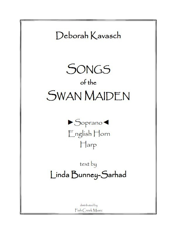 Kavasch Songs of the Swan Maiden cover