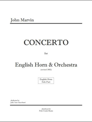 marvin concerto for eh cover
