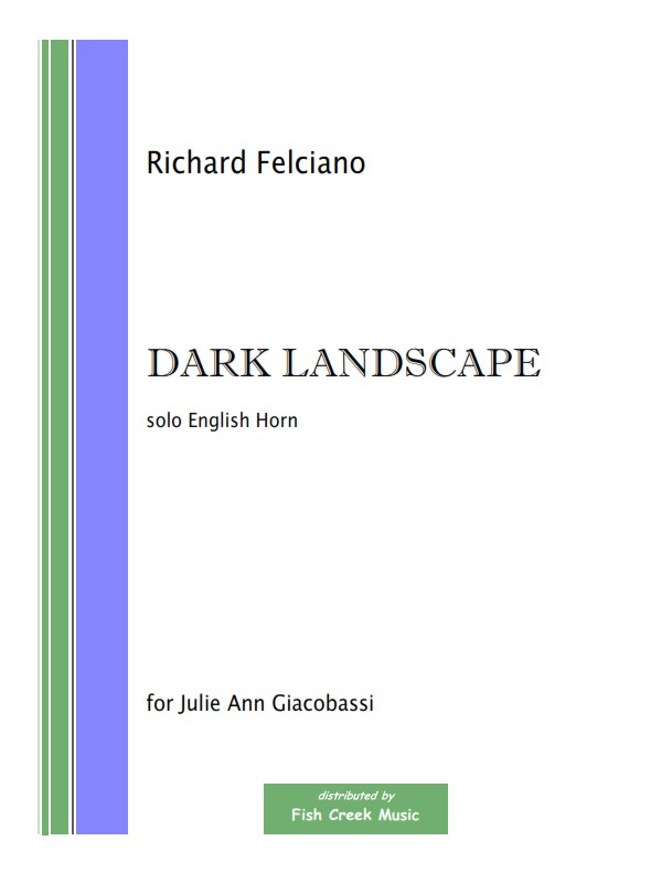 dark landscape - Felciano