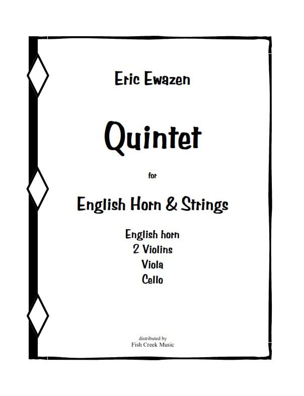 Ewazen Quintet cover