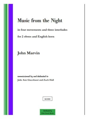 music from the night - Marvin